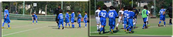 小学生サッカー葛飾区JSL2年生大会