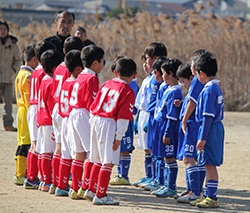 葛飾区JSL2年生決勝トーナメント大会