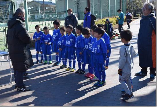 小学生サッカー大会JSL決勝トーナメント