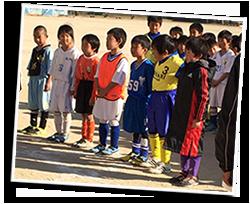 第4回彦成バレンタインカップU7サッカー大会