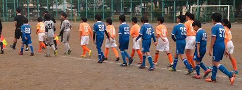 東京リーグ前期(Cリーグ)