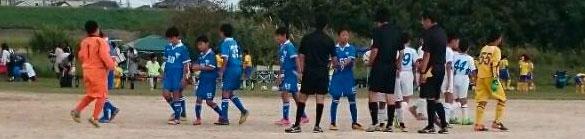 mizumo6年生小学生サッカー2ブロック大会
