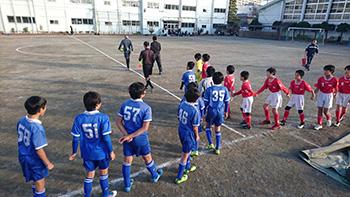 6年生第86回東京リーグBリーグ