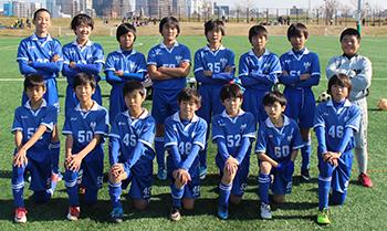 6年生U12 区大会(JSL)グループ予選