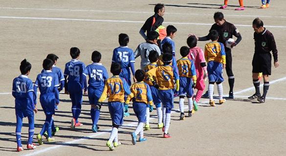 6年生第86回東京リーグBリーグ柴又G