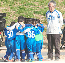 1年生 小学生サッカーJSL大会予選