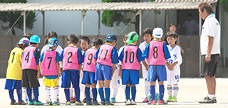 小学生1年生練習試合