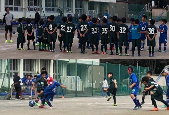 葛飾区ジュニアサッカーチーム ミズモfc 平成30年2018年度最新情報 試合結果