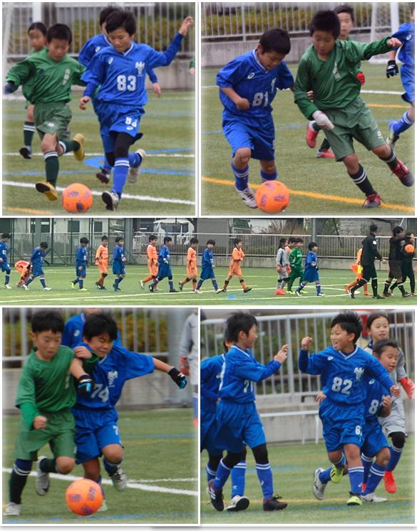 小学生3年生JSL決勝トーナメント ベスト8!