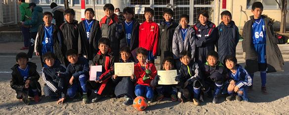 ミズモFC小学生4年生チーム