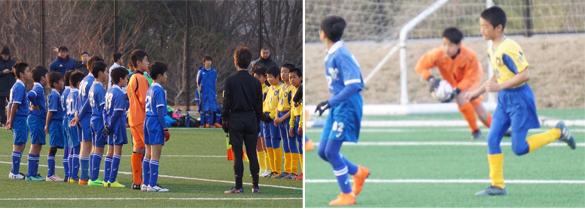6年生JSL 予選リーグ第3戦