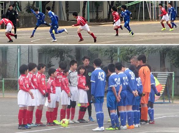 6年生東京リーグ(Bリーグ)後期(第10戦)