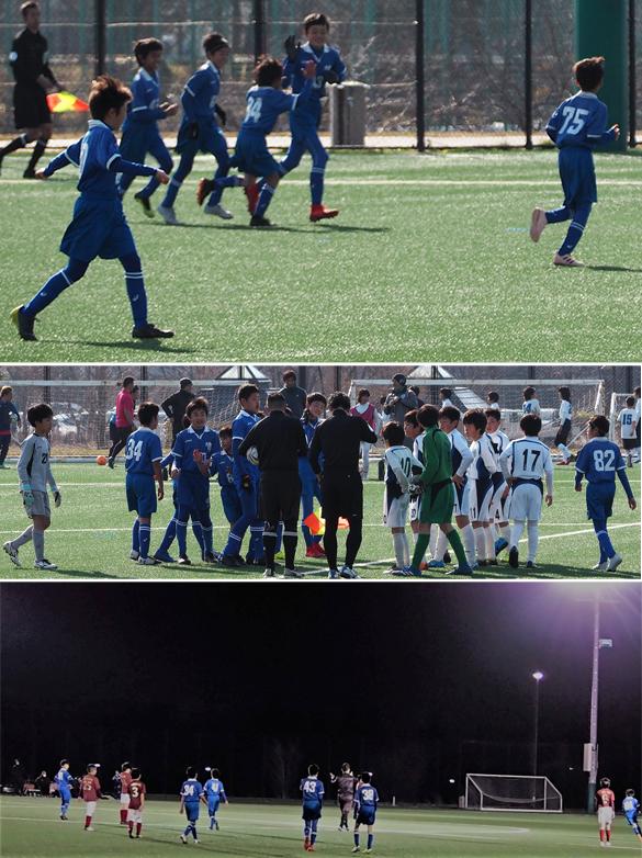 6年生JSL 予選リーグ第4、5戦