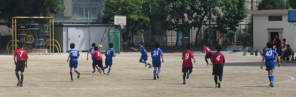 小学生6年生東京リーグ