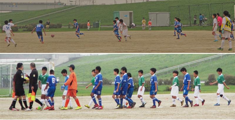 6年生小学生サッカー試合東京リーグBリーグ + 練習試合