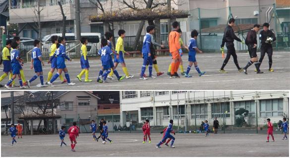 6年生東京リーグ(Bリーグ)後期