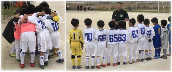 2年生 小学生サッカーB&G葛飾区大会