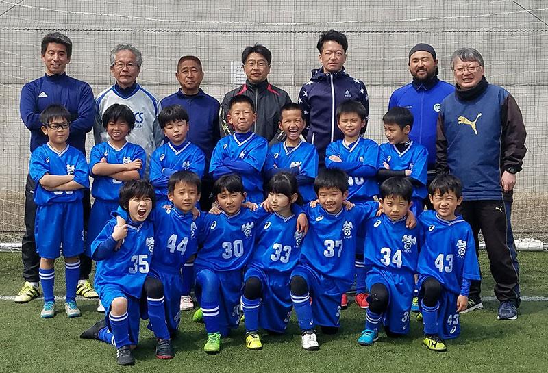 ミズモFC小学生3年生チーム