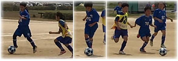 4年生 小学生練習試合