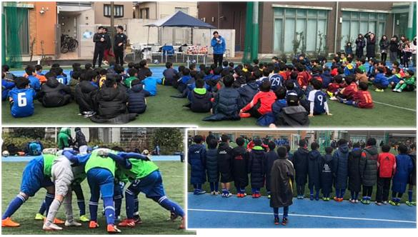 5年生 小学生ジョガールカップ U-11大会試合