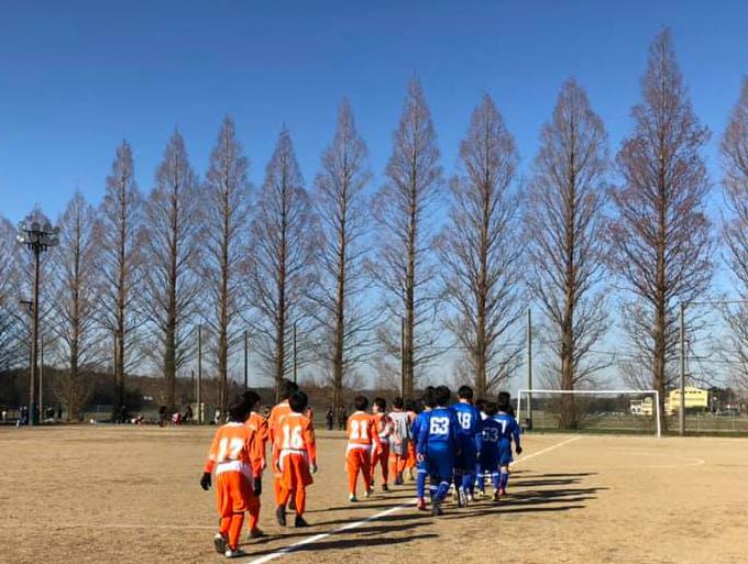 5年生 小学生サッカー高砂フェスティバル