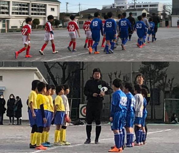 5年生 小学生サッカー東京リーグフェスティバル