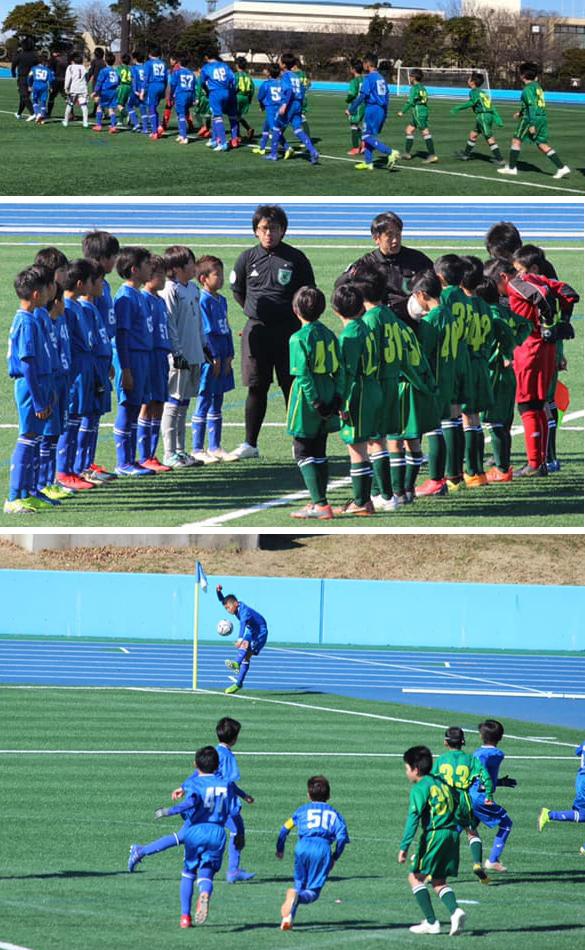 5年生 小学生サッカーJSL