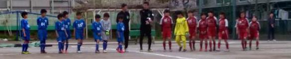 5年生 小学生サッカーCLCチャレンジリーグ