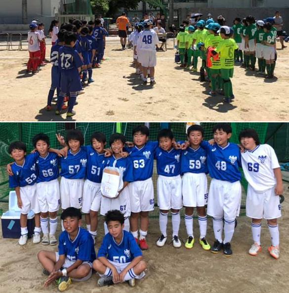 5年生 小学生サッカードルフィンズカップ