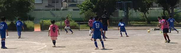 5年生 小学生練習試合