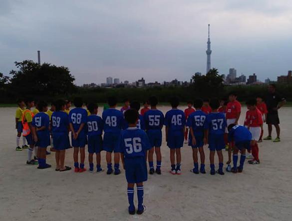 5年生 小学生CLCチャレンジリーグ試合