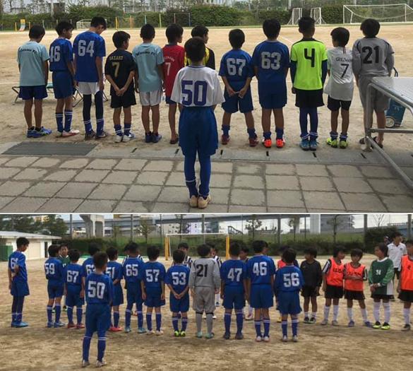 5年生 小学生東京リーグフェスティバル試合